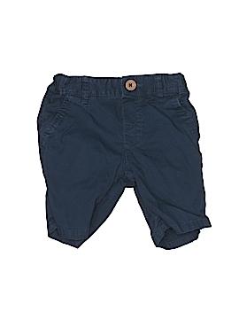 H&M Khaki Shorts Size 9-12 mo