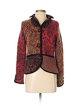 Icelandic Design Wool Blazer Size XS