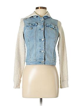 Hollister Denim Jacket Size XS
