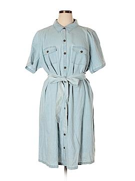 D&Co. Casual Dress Size 3X (Plus)
