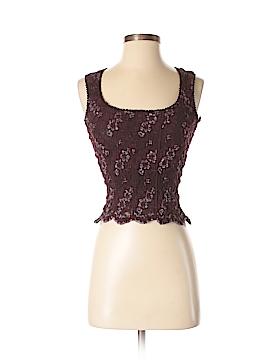 Ann Ferriday Sleeveless Top One Size