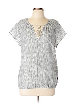 Soft Joie Short Sleeve Blouse Size L