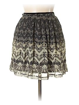 Charlotte Ronson Silk Skirt Size 4