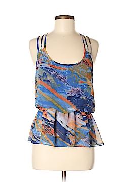 Meghan Los Angeles Sleeveless Blouse Size M