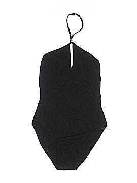 Oscar De La Renta One Piece Swimsuit Size 12