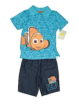 Disney Short Sleeve Polo Size 4T