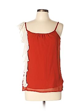 Fashion Spy Sleeveless Blouse Size L