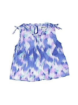 DKNY Sleeveless Blouse Size 2T