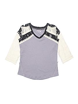 Jak & Peppar 3/4 Sleeve Top Size 12
