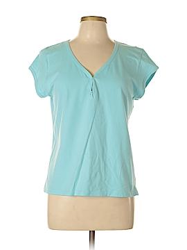 Lilly Pulitzer Short Sleeve Henley Size XL