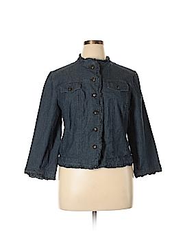 Sandro Studio Jacket Size 1X (Plus)