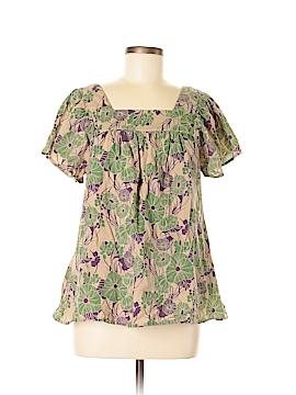 Austin Clothing Co. Short Sleeve Blouse Size M
