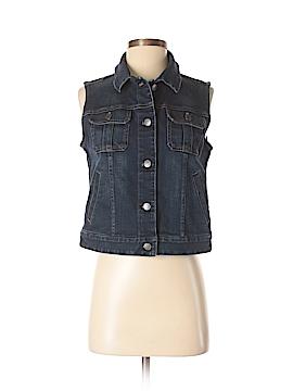 J.jill Denim Vest Size XS