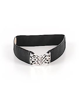 White House Black Market Leather Belt Size S