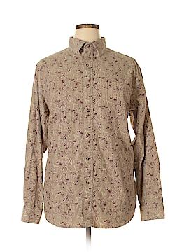 Covington Outlet Long Sleeve Button-Down Shirt Size XL