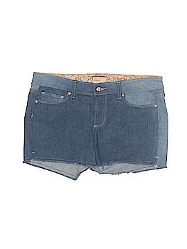 Paige Denim Shorts Size 30 (Plus)