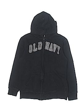 Old Navy Zip Up Hoodie Size L (Kids)