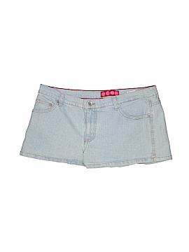Glo Denim Shorts Size 16