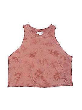 Forever 21 Sleeveless T-Shirt Size L