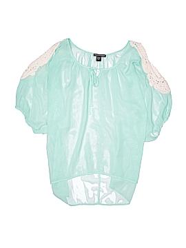 American Dream 3/4 Sleeve Blouse Size 3X (Plus)