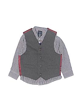 Nautica Tuxedo Vest Size 4T - 4
