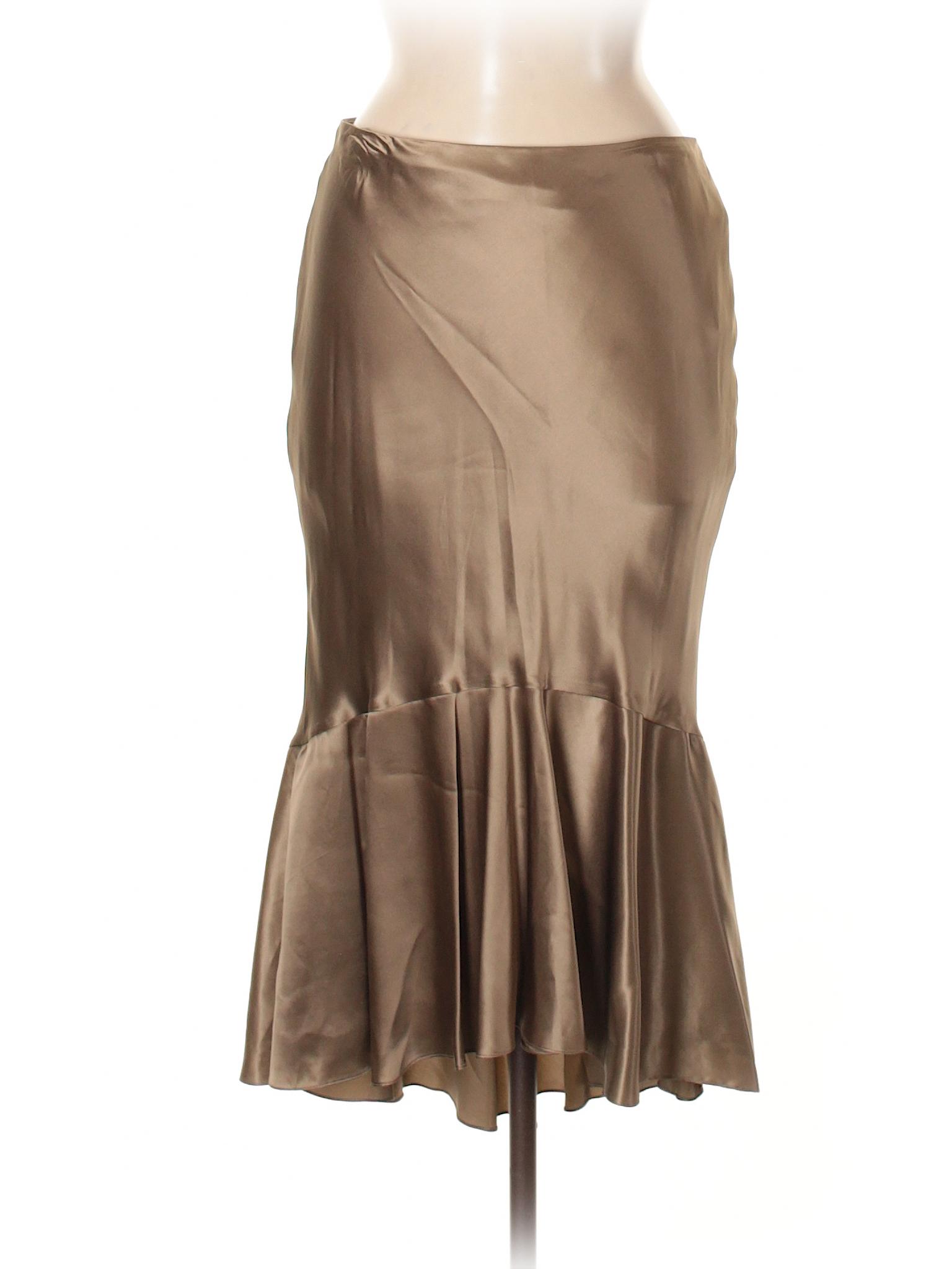 Boutique Silk Silk Boutique Skirt PrnrSxIgW
