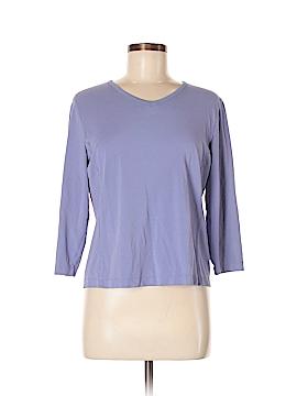 Lands' End 3/4 Sleeve T-Shirt Size M