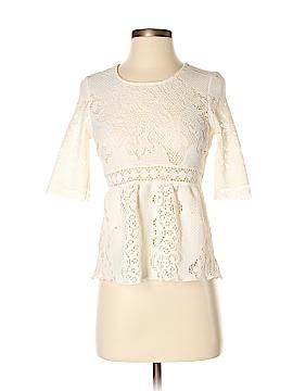 Dolce Vita 3/4 Sleeve Blouse Size XS