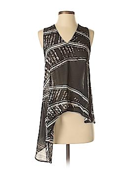 Kimberly Ovitz Sleeveless Blouse Size XS