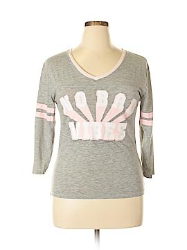 Freeze 3/4 Sleeve T-Shirt Size L