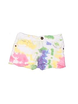 Zinnias Denim Shorts Size 7