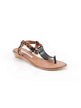 Diane von Furstenberg Sandals Size 6 1/2