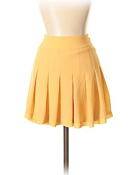 Naked Zebra Casual Skirt Size S