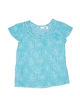 Kim Rogers Short Sleeve Blouse Size M (Petite)