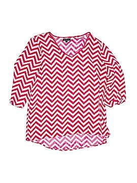 Kiara 3/4 Sleeve Blouse Size L