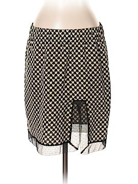 Diane von Furstenberg Silk Skirt Size S