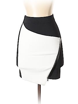 Bebe Denim Skirt Size S