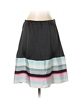 Emporio Armani Silk Skirt Size 38 (IT)