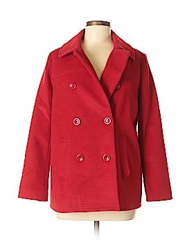 J.jill Wool Coat Size S (Petite)