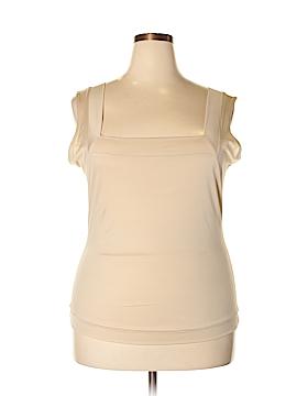 SPANX Sleeveless Top Size 3X (Plus)
