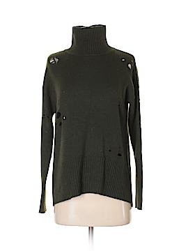 Autumn Cashmere Turtleneck Sweater Size XS