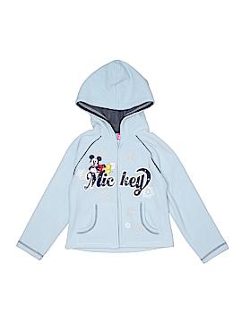 Disney Fleece Jacket Size 4 - 5