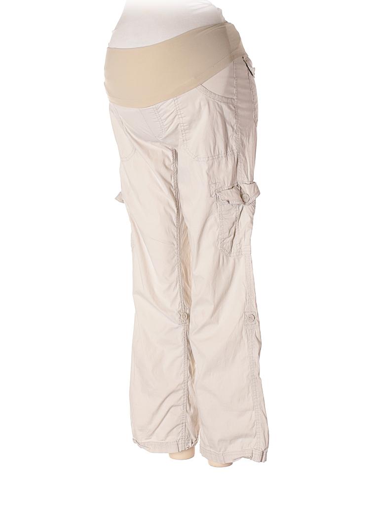 Motherhood Women Cargo Pants Size M (Maternity)