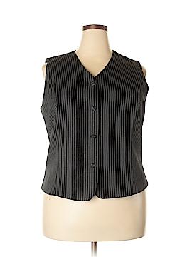 Danny & Nicole Tuxedo Vest Size 20 (Plus)
