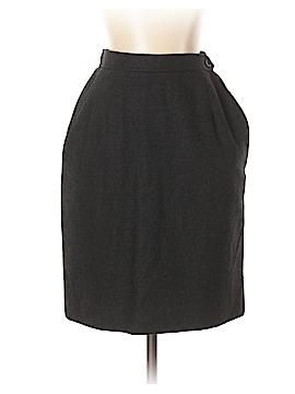 Evan Picone Wool Skirt Size 4