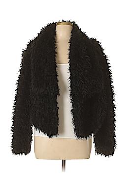 Decree Faux Fur Jacket Size L
