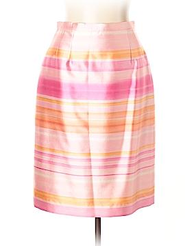 Teri Jon by Rickie Freeman Silk Skirt Size 10