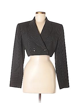 Lida Baday Wool Blazer Size 8