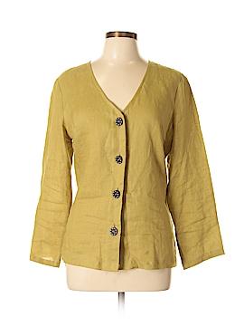 Neiman Marcus Long Sleeve Blouse Size M