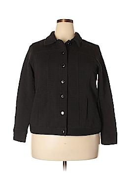 Isaac Mizrahi LIVE! Jacket Size 1X (Plus)